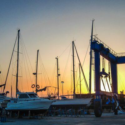 Construction de navires